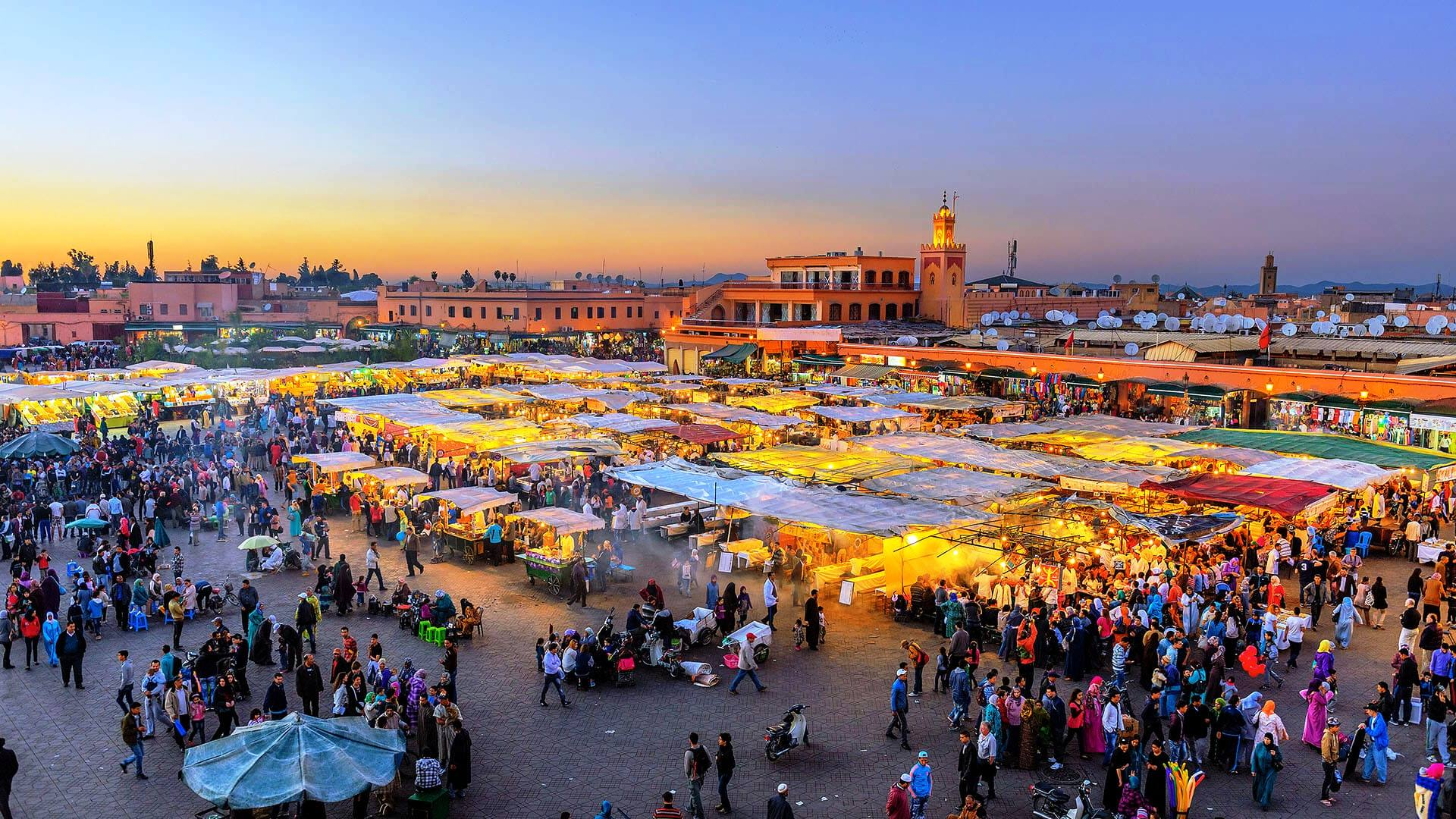 07 days Morocco shared group tour from Casablanca to visit the Imperial cities