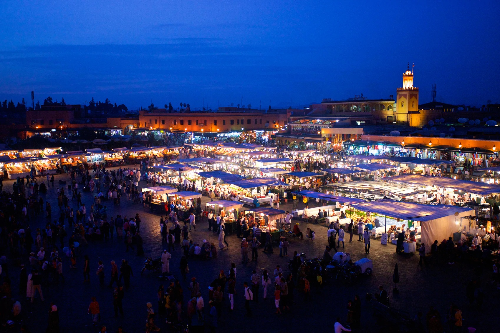 12 days Morocco shared group tour from the imperial city of Marrakech