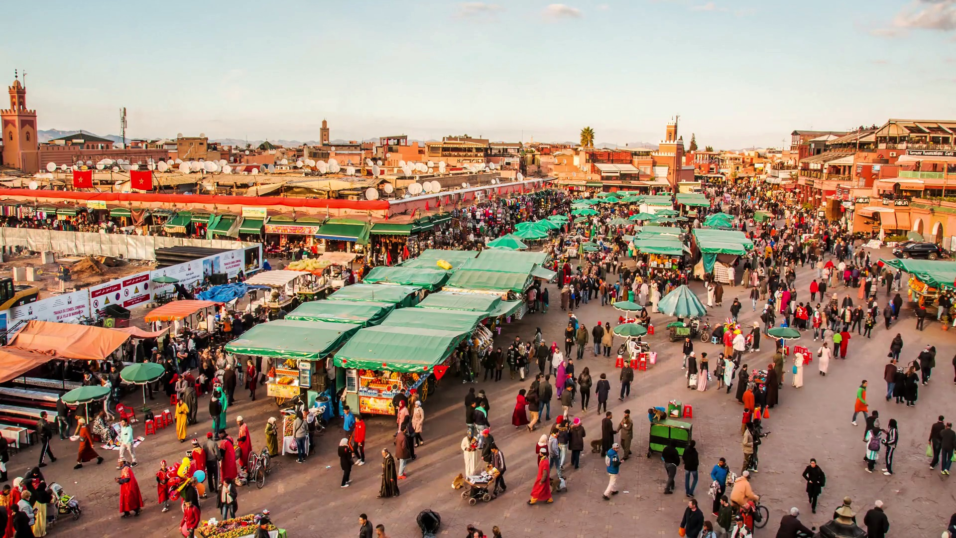 12 days Morocco shared group tour from Casablanca to discover Morocco