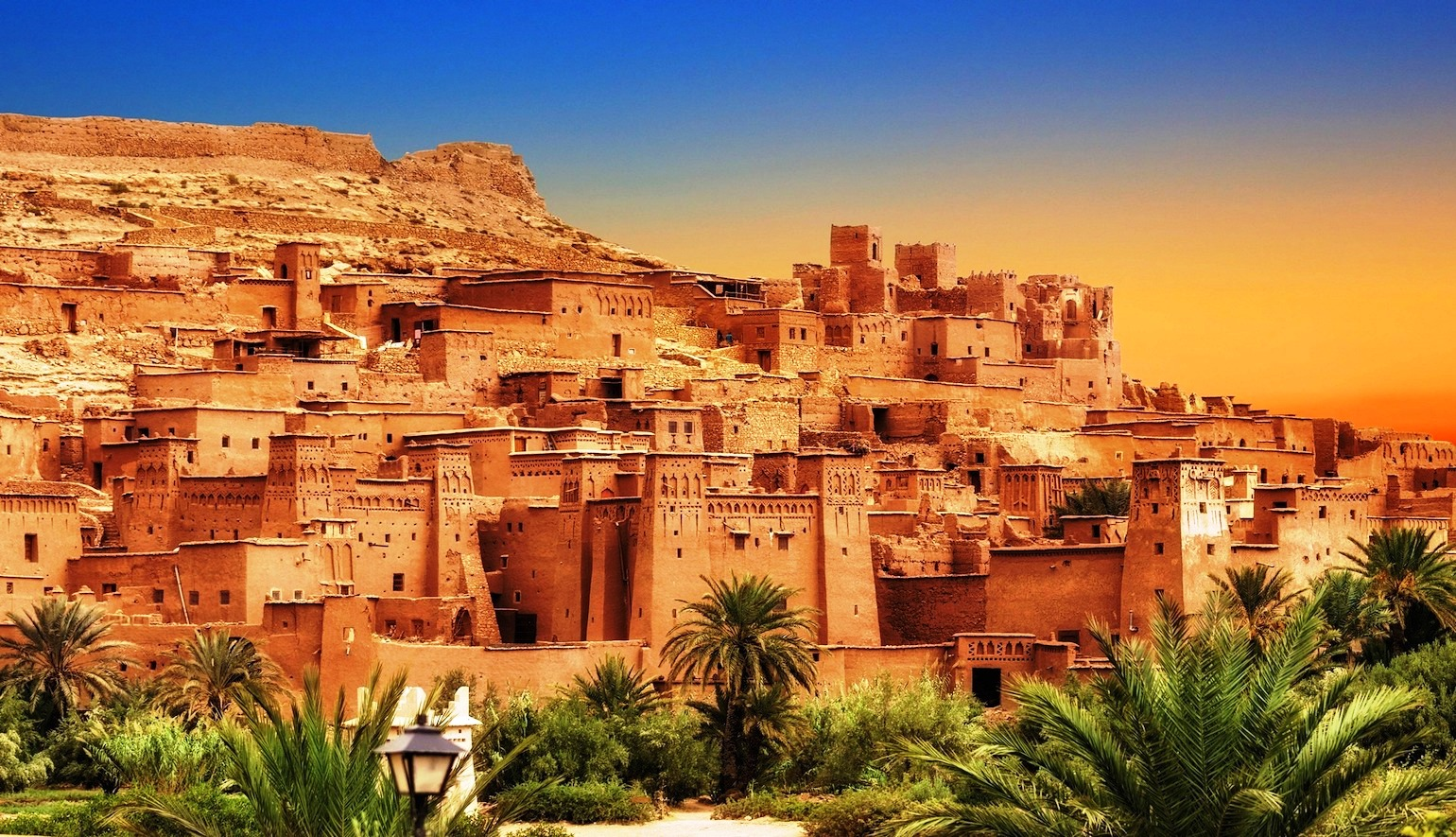 03 days Morocco New Year desert tour to Erg Chigaga from Marrakech