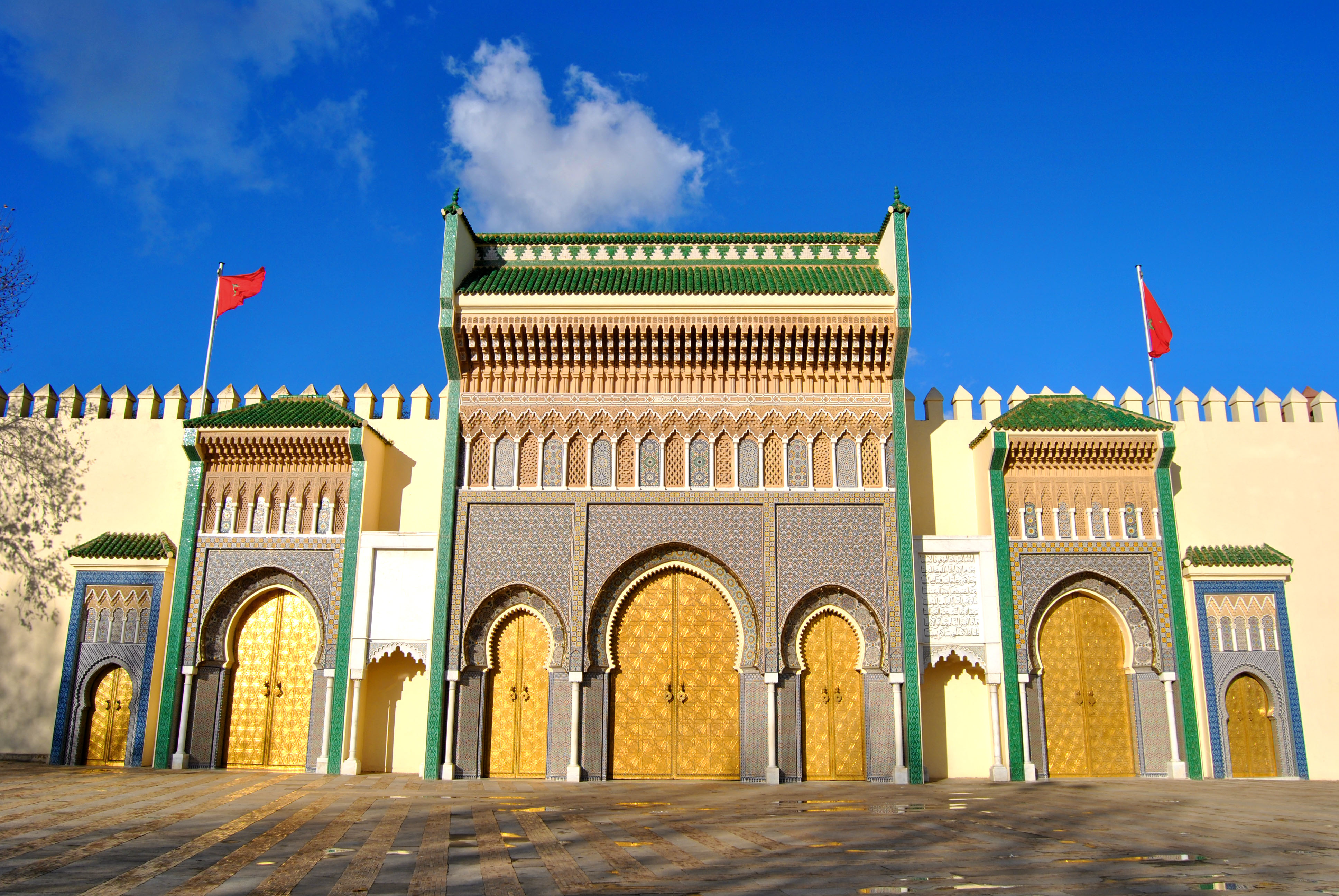10 days Morocco New Year tour from Tangier to discover the Royal cities and Sahara desert of Merzouga dunes in Morocco