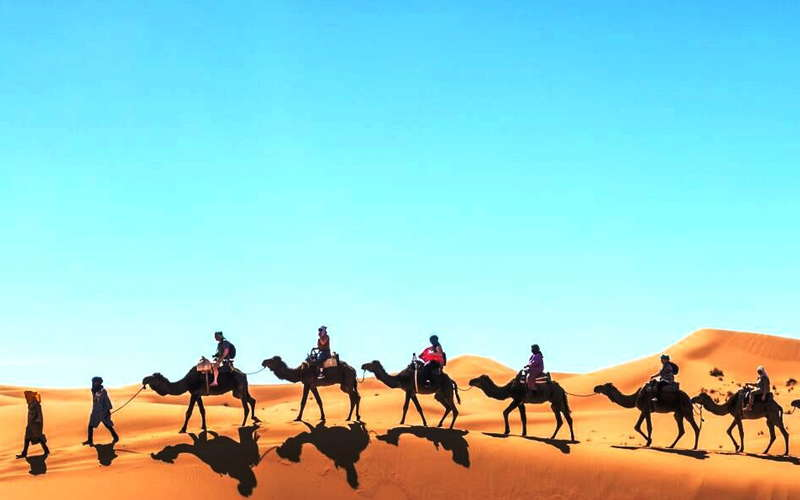 Tailor-Made Packages in Morocco