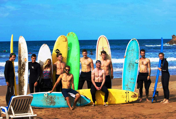 morocco surfing tours in agadir beaches to enjoy the waves of taghazout