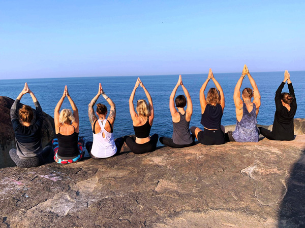 yoga beach retreat - 08 days/07 nights - from marrakech