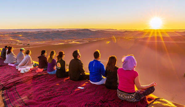 yoga desert relax - 08 days/07 nights - from marrakech